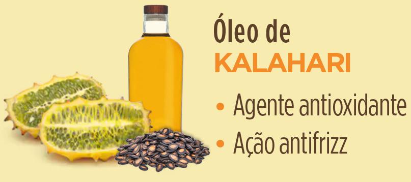 óleo de Kalahari